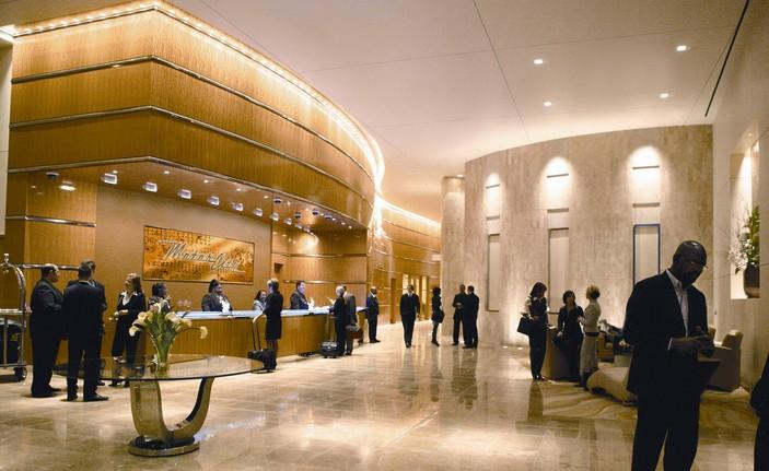 La industria hotelera en el interior de la iluminaci n led - Iluminacion led interior ...