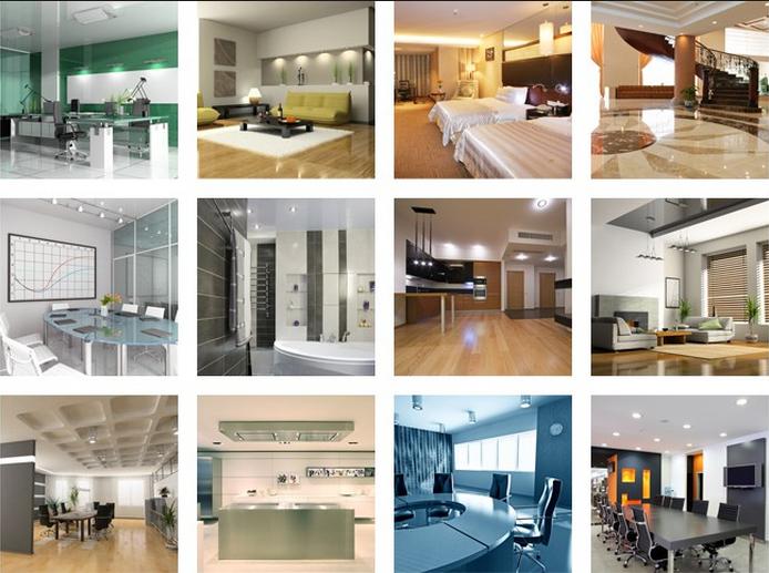La ventaja de las aplicaciones de iluminaci n led para - Iluminacion led para interiores ...